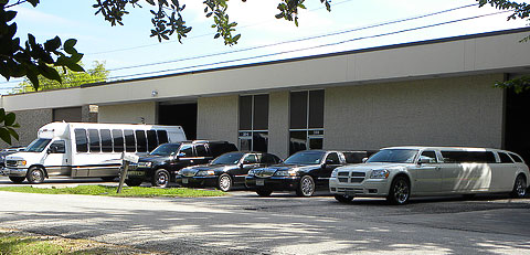 Stark Livery Office in Houston